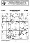 Map Image 020, Hubbard County 2000